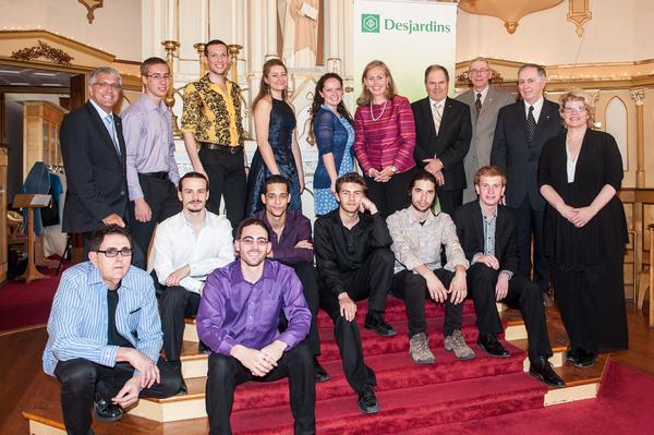 Grande Finale Desjardins 2012